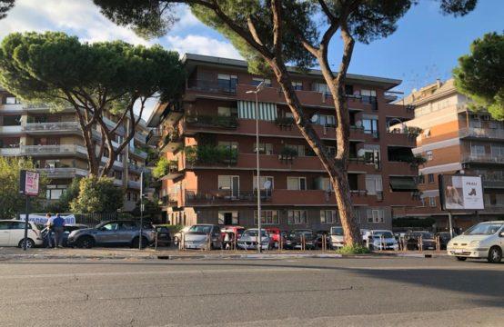 Roma Via Flaminia Nuova